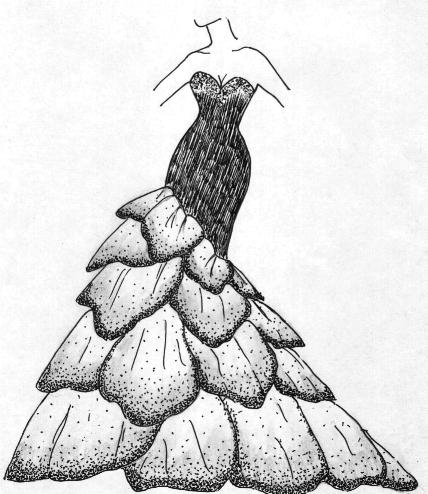 Replicas Of Couture Dresses ~ Evening Gown Recreations